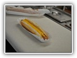 foot long cheese dog (Medium)