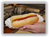 hot dog ketchup mustard (Medium)